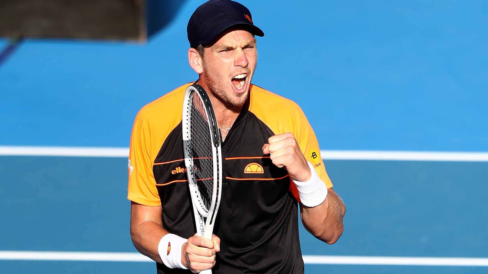 Cameron Norrie reaches his first ATP Tour final in Auckland