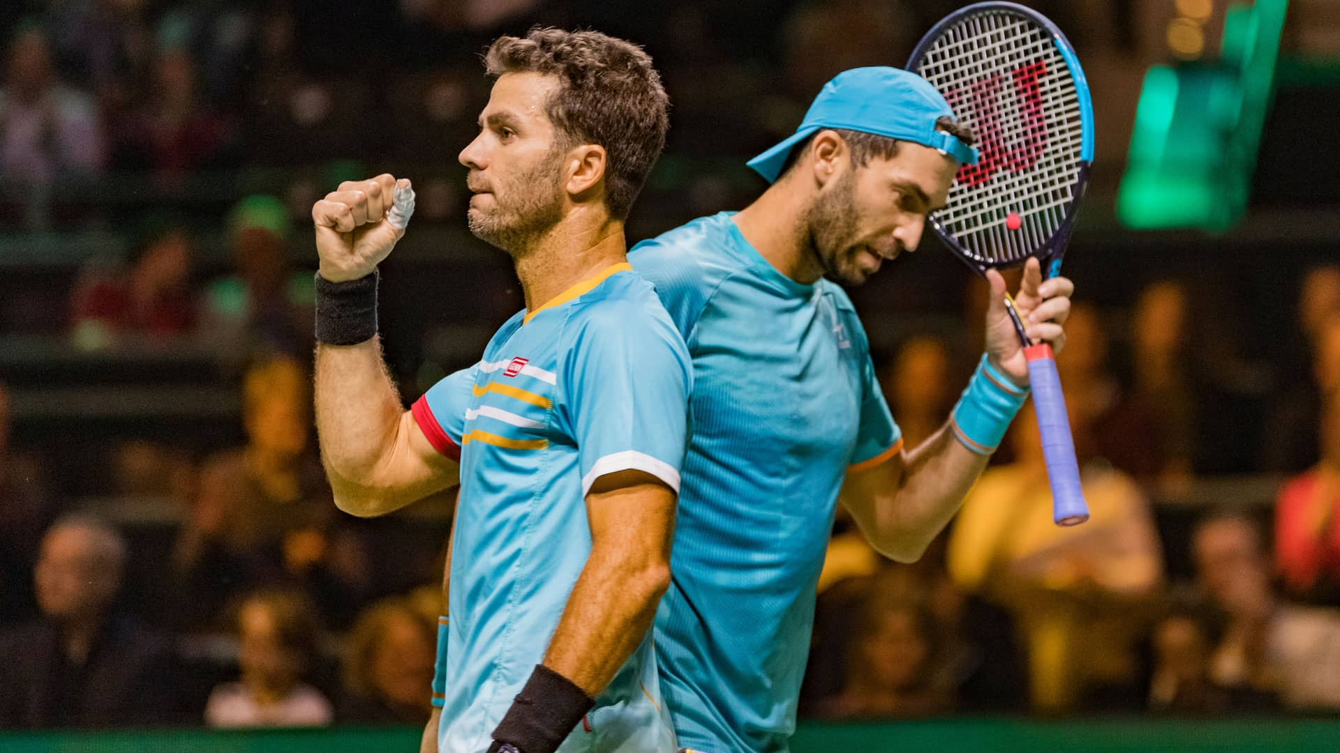 Rojer Tecau Reach Rotterdam Final Saturday