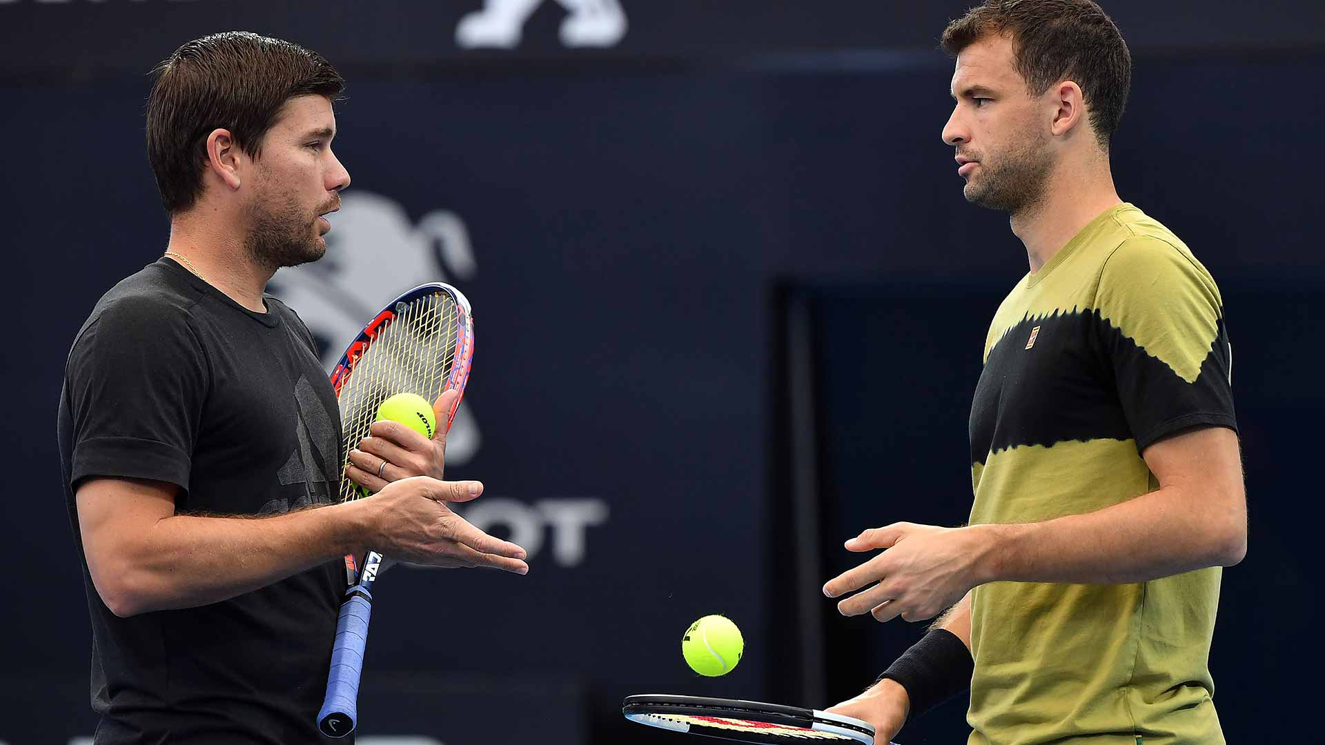 Dani Vallverdu and Grigor Dimitrov had worked together since 2016.