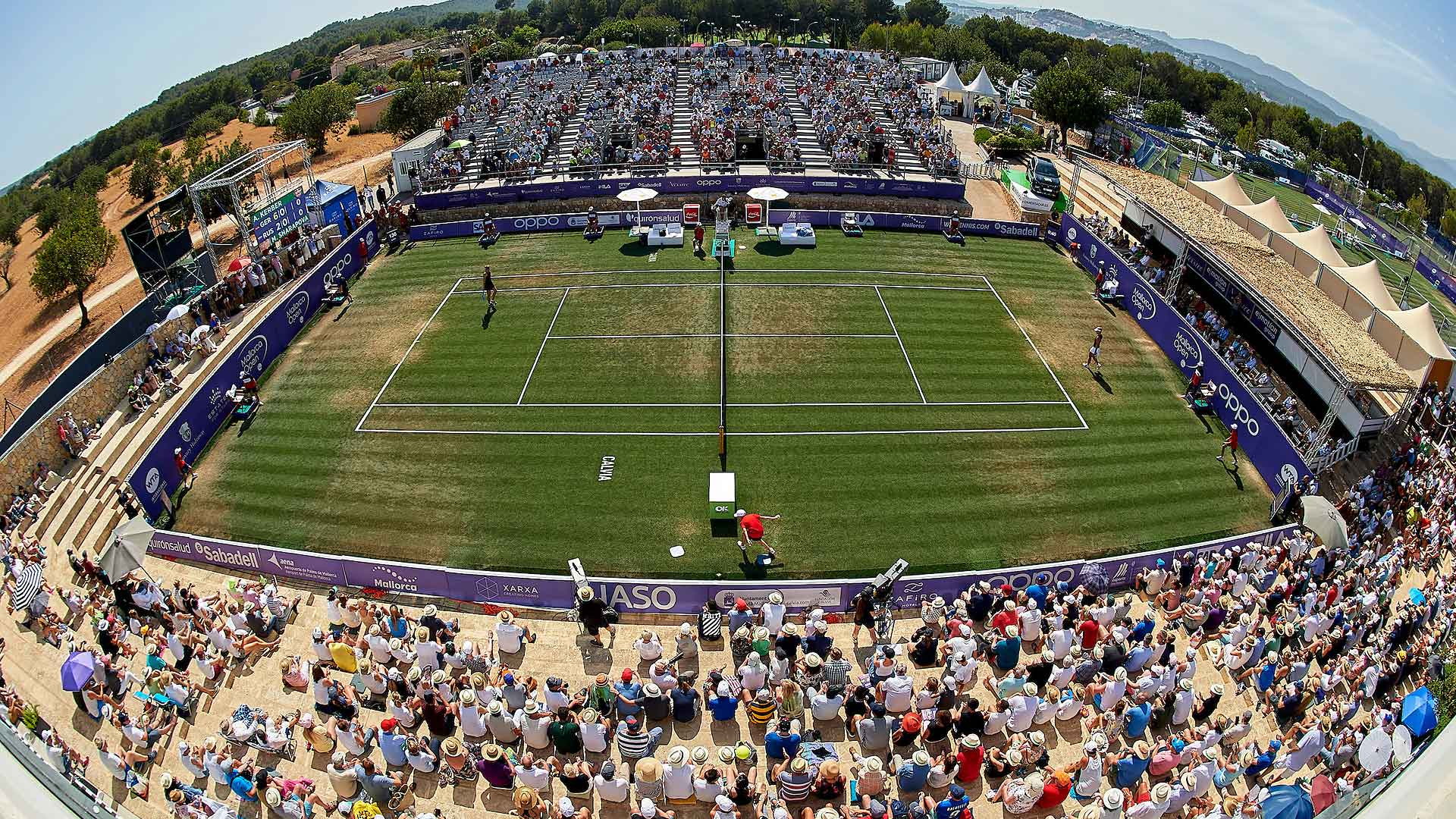The Mallorca Championships will be held at Santa Ponca — the venue of a WTA event for the past four years — from 20-27 June 2020.