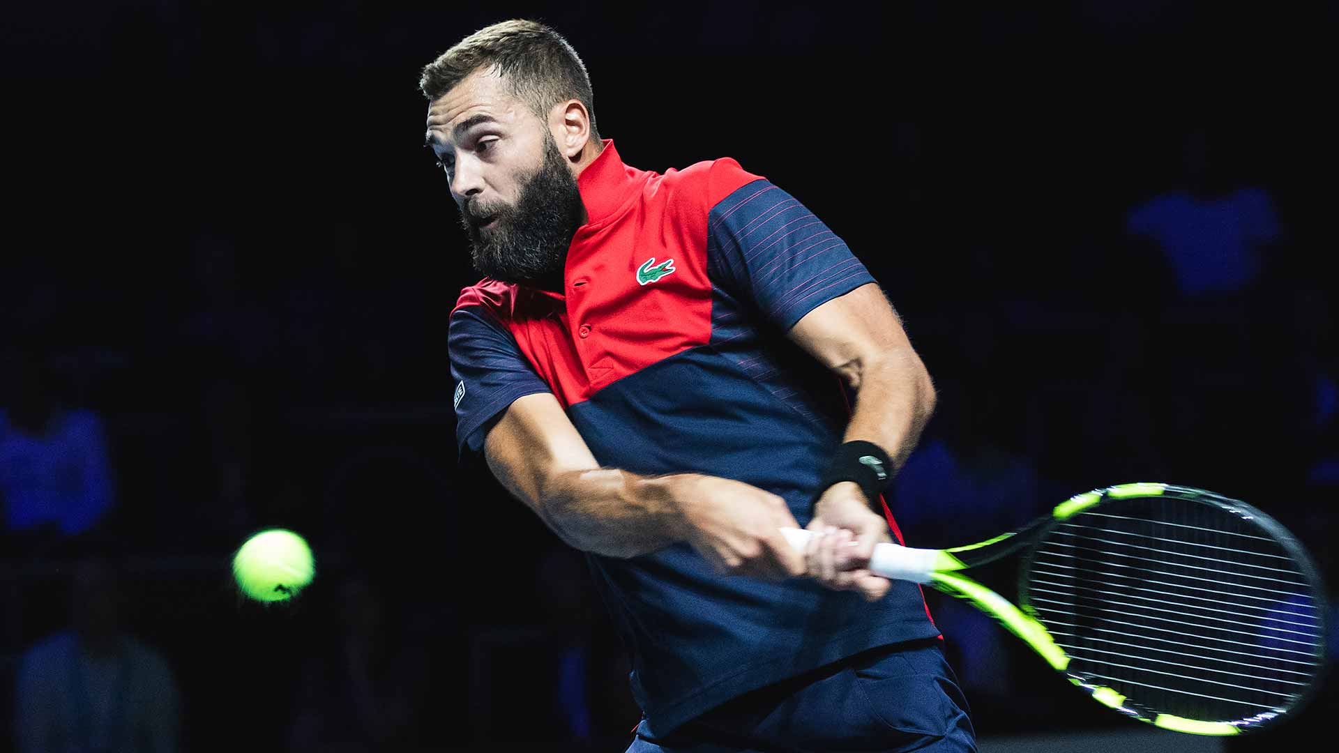 Benoit Paire is going for his first Moselle Open title this week in Metz.