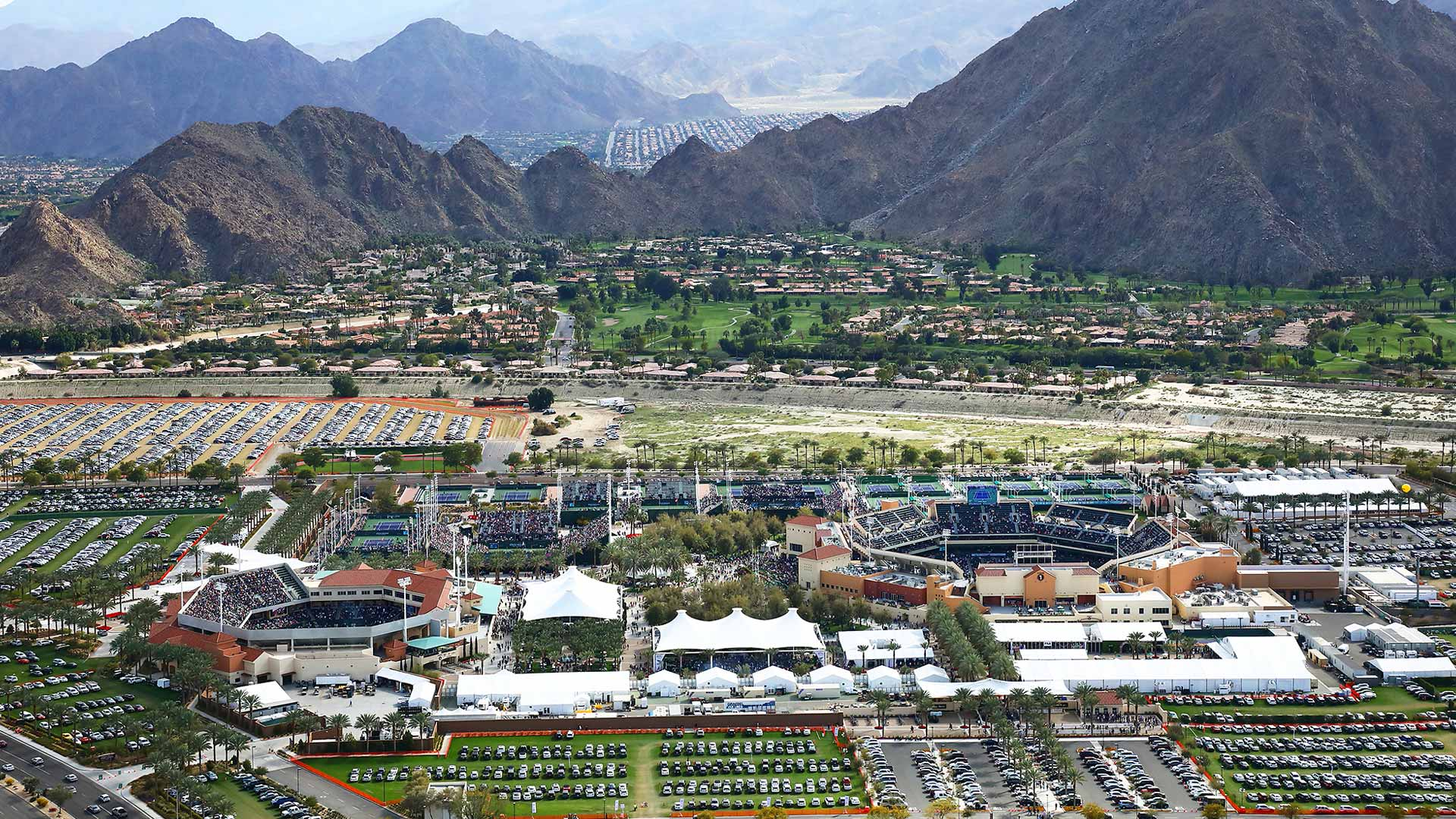 2019 ATP Awards: The BNP Paribas Open in Indian Wells wins in the ATP Masters 1000 category for a record-breaking sixth time.