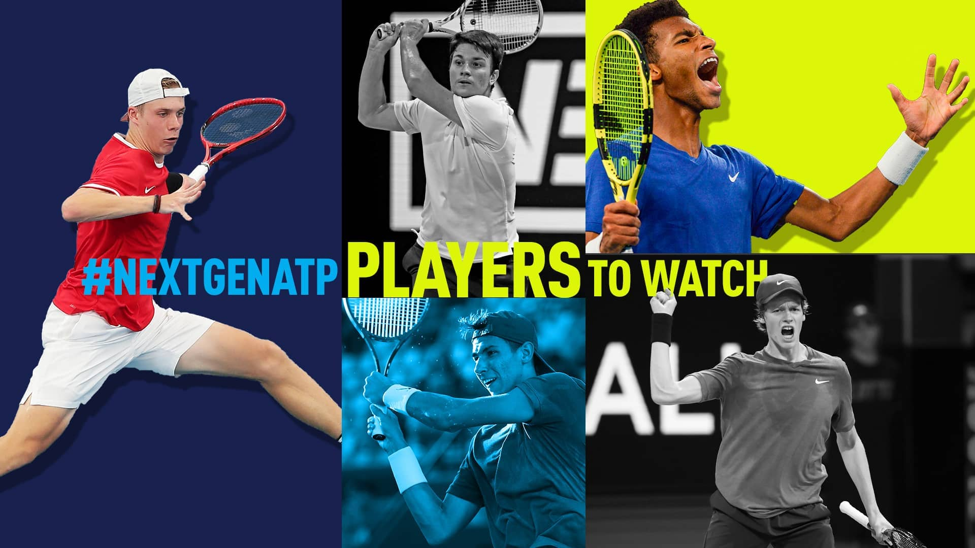 #NextGenATP To Watch in Melbourne
