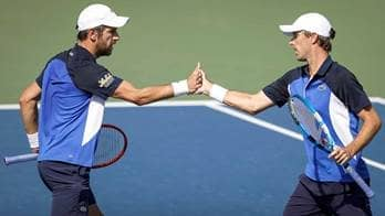 Jurgen Melzer and Edouard Roger-Vasselin own a 5-5 team record this year.