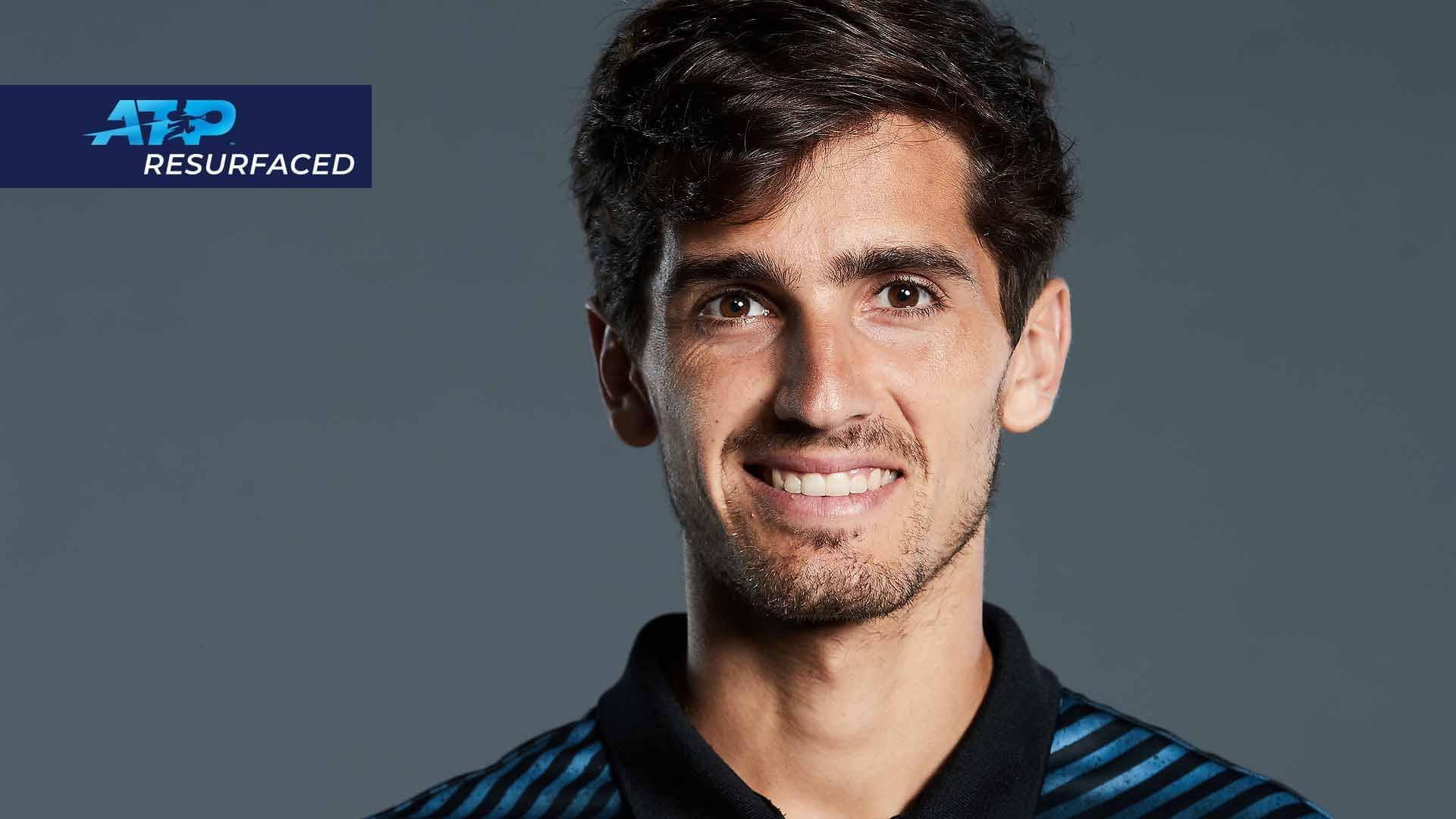 Pierre-Hugues Herbert, who completed a doubles Career Grand Slam aged 27 with Nicolas Mahut, is now focused on improving his singles game.