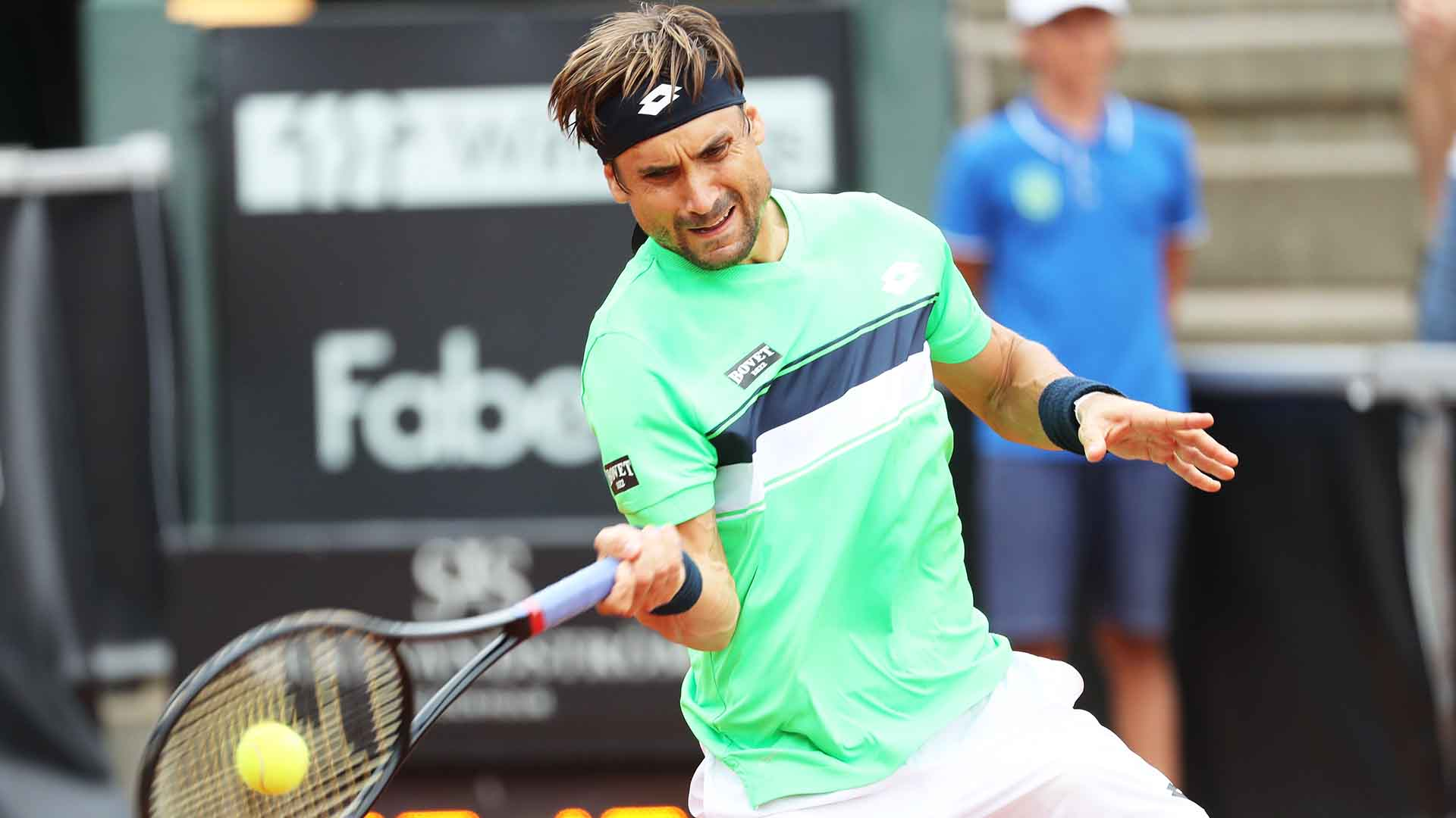 David Ferrer owns three Normea Open titles.
